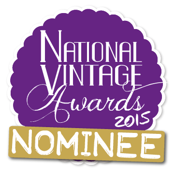 National Vintage Awards Badge