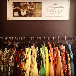 The vintage Wardrobe Concession