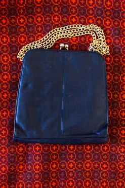 1960s Chain Box Bag