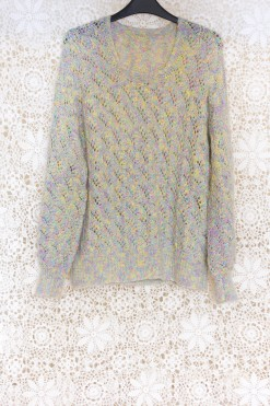 90s Pastel Knit Jumper