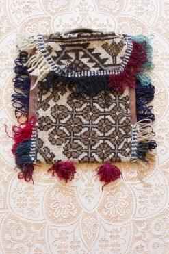 90s Kilim Carpet Bag
