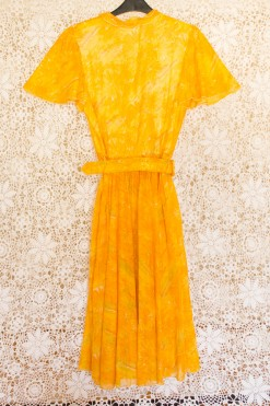 60s Angel Sleeve Dancing Dress