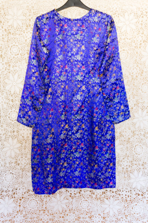 90s Embroidered Oriental Dress