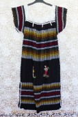 90s Embroidered Guatemalan Dress